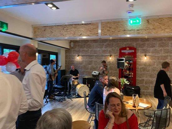 The Moorings Barrow: Opening night
