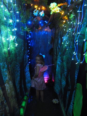 The Magical Lane quest room - find the fairys in the secret fairy garden