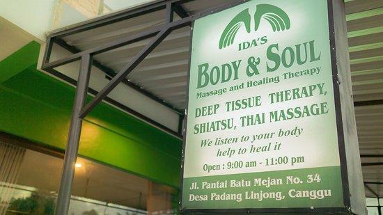 Ida's Body & Soul Canggu