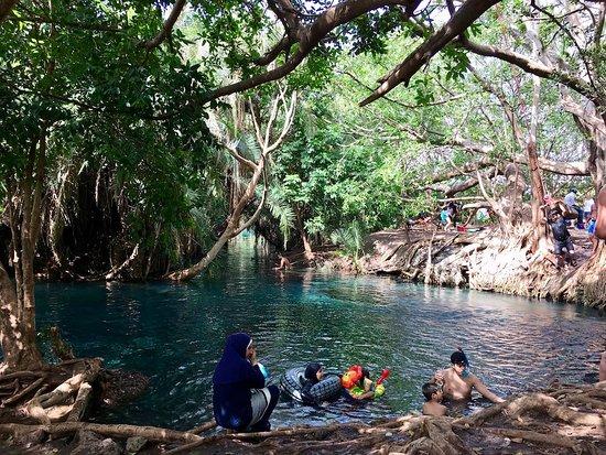 Maji Moto (Hot Springs)