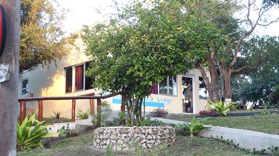 Inhaca Island, โมซัมบิก: quartos Luxuosos com casa de banho privativa, TV e A/C