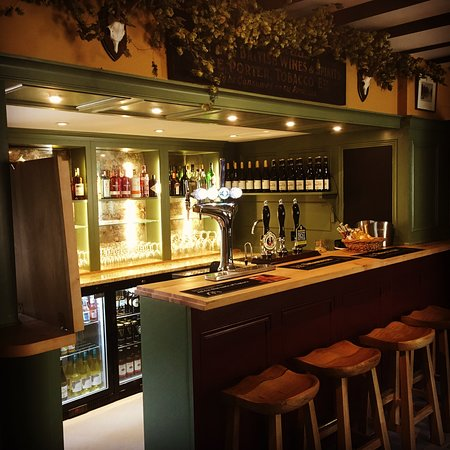 Barningham, UK: The Milbank Arms Bar opens on Monday 10th June.