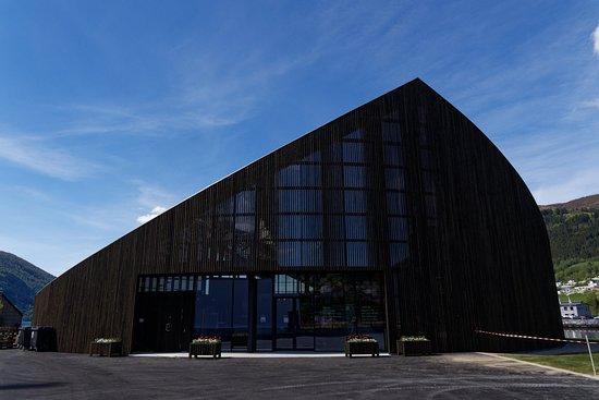 Nordfjordeid, Na Uy: The exterior of Sagastad
