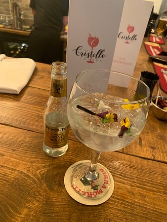 One of our many gins 😊