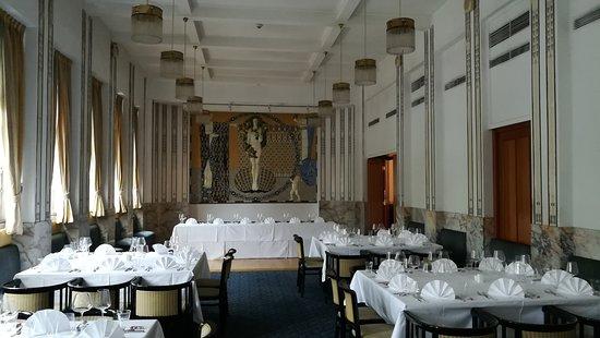Grand Hôtel Wiesler Graz: Festsaal Hotel Wiesler, EG Jugendstil