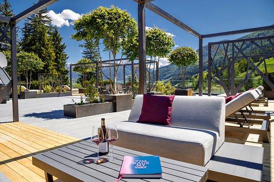 Sauna & Wellness - Picture of Hotel Ratschingserhof, Racines - Tripadvisor