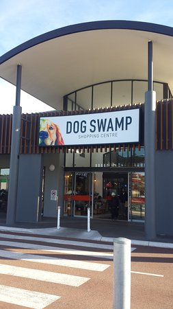 ‪Dog Swamp Shopping Centre‬