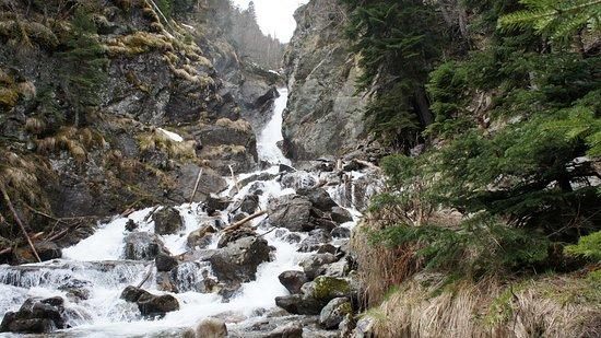 Arkhyz, Nga: Водопад на реке Белая.