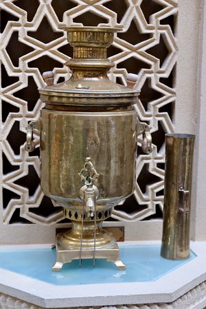 Traditional Water Urn for Tea