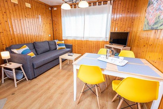 Apartamentos Cudillero: Apartamento 2 habitaciones 3/5 personas