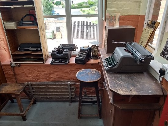 Office in the Mill.