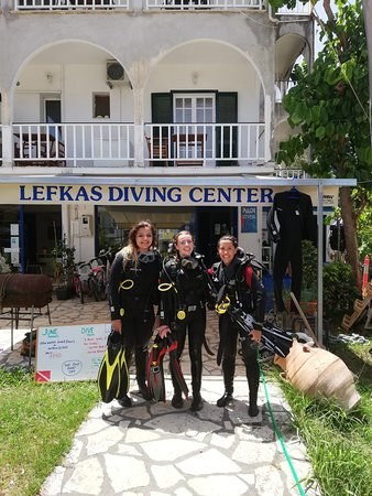 Lefkas Diving Centre