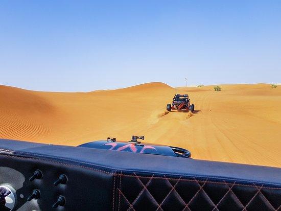 Dune Buggy Self Drive (Double Seater): desert dune buggy