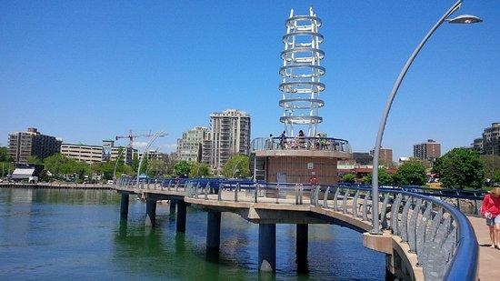 Brant Street Pier