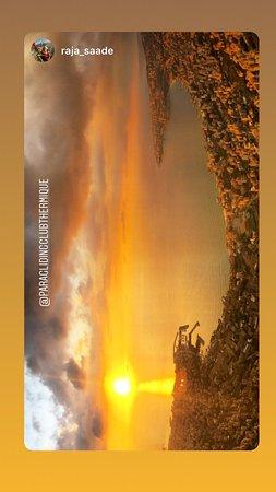 نادي الطيران الشراعي ترميك باراشوت مظلة جونية لبنان حريصا غسطا ٠٣٩٣٣٣٥٩ best paragliding club in Lebanon! More than 29 years of experience! Certified and insured pilots Elie Mansour and Raja saade