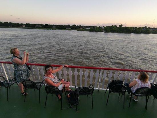 Steamboat Natchez Harbor Cruise صورة فوتوغرافية