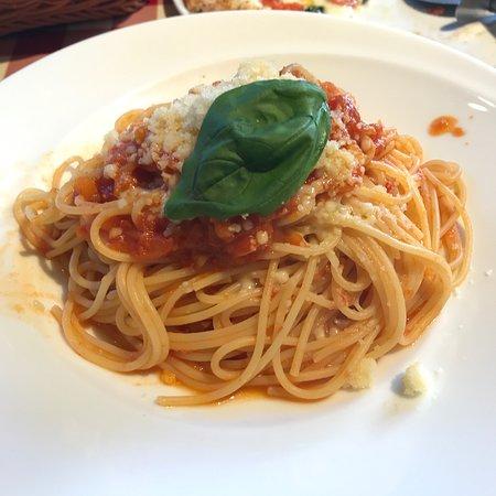 Pasta Napoletana Matsudo Mutsumi: パスタ、アルデンテ