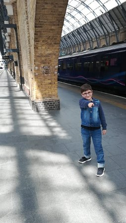 Tour Harry Potter con Damian