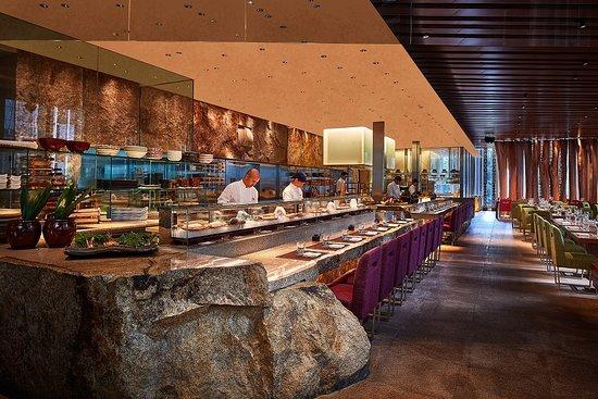 Zuma Hong Kong Central Restaurant