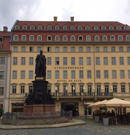 Steigenberger Hotel de Saxe – fénykép