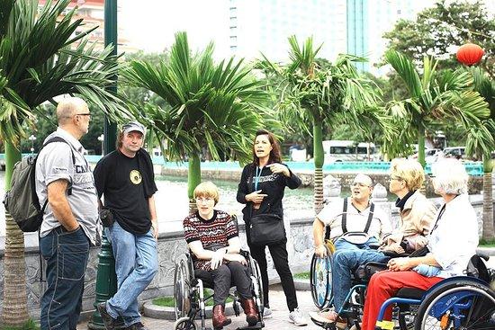 Ethnic Voyage: Wheelchair Traveling Vietnam