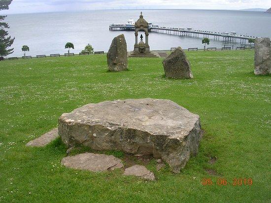Llandudno Eisteddfod Stone Circle