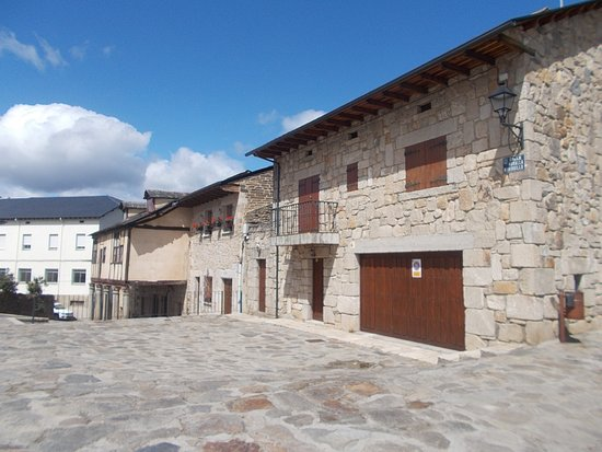 Edificios de la Plaza del Castillo