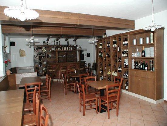 Lodrone, Italia: La taverna di Bice