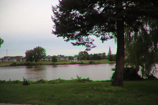 I enjoyed that river