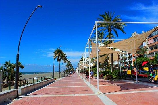 Paseo Maritimo de Estepona