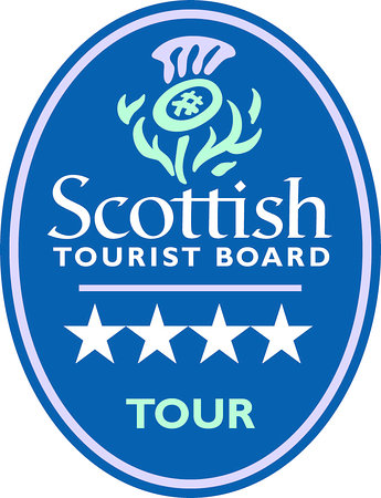 Seabirds-and-Seals: Delighted to receive 4-star rating following recent Quality Assurance inspection from Visit Scotland - this rating is classed as 'Excellent'