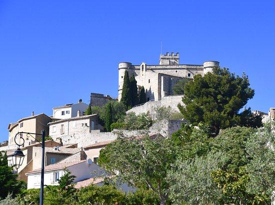 Chateau de Barroux
