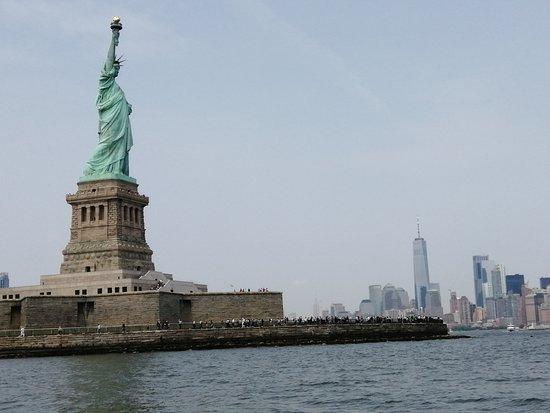 Tour ad alta velocità del porto di Manhattan: Get close to Lady liberty