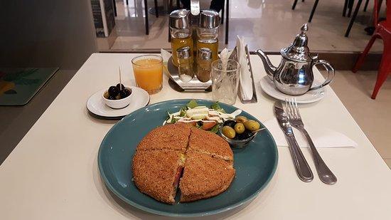 Petit déjeuner Tanjaoui