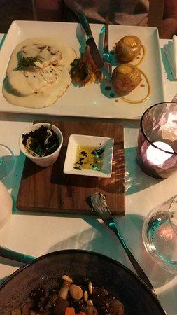 Oliva: The dinner
