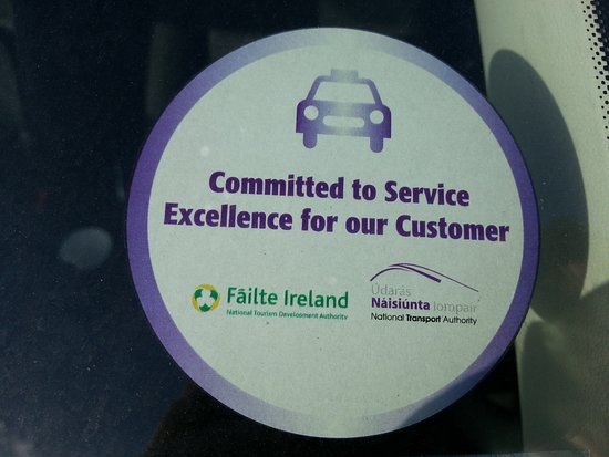 About Dublin Taxi Tours