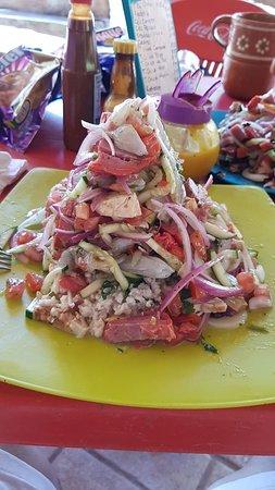 Its Taco Time Crepas Y Shrimp Burritos