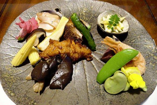 Tsumikusa no Yado Komatsu: Dinner