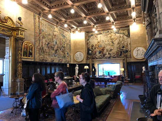 ‪‪Hearst Castle‬: The Assembly Room‬