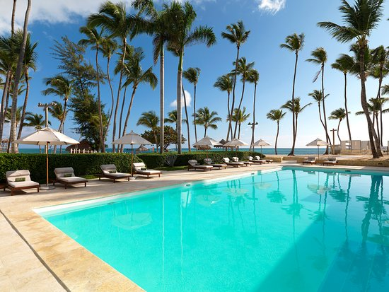 The Level At Melia Punta Cana Beach Resort: Pool