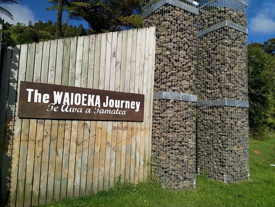 Opotiki, New Zealand: The Waioeka Journey