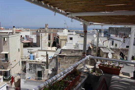 Vista città antica