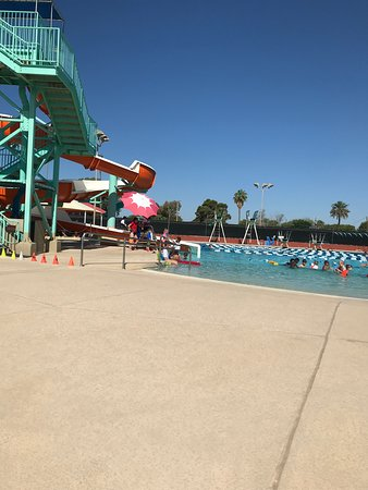 Buckeye Aquatics Center