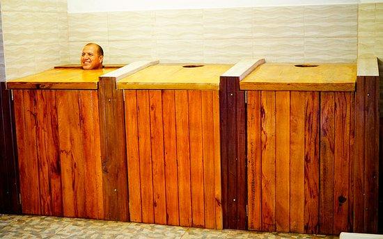 Baños de cajón