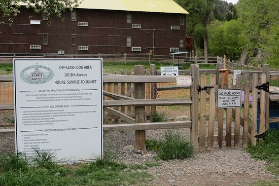Ouray Dog Park