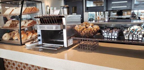 The Stiles Hotel - Continental Breakfast