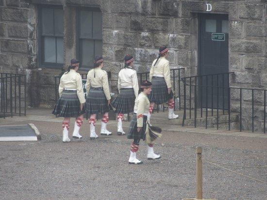 Halifax Citadel National Historic Site of Canada: Halifax Citadel-78th Highland Regiment Training
