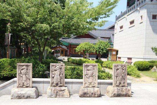 Tongdosa Seongbo Museum
