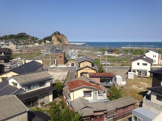 Iwaki City Chiki Bosai Koryu Center Hisanohama Ohisa Fureaikan