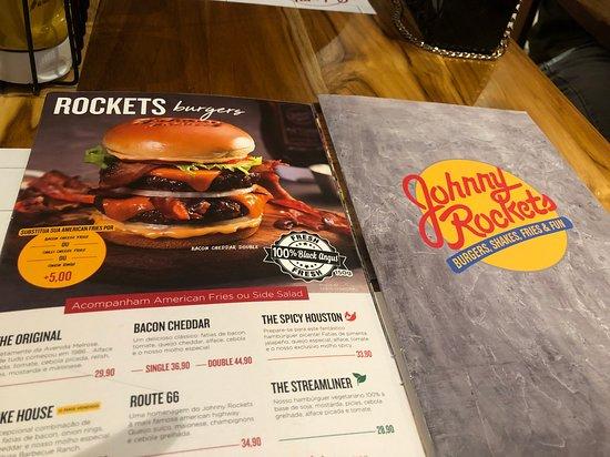 Valokuva: Johnny Rockets Maringá